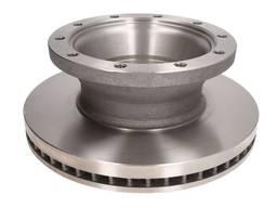 Тормозний диск ось Рор Ror. 434x45. Новый.