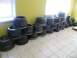 Тормозной барабан Daf, Man, Scania, Iveco, Renault, Mercede