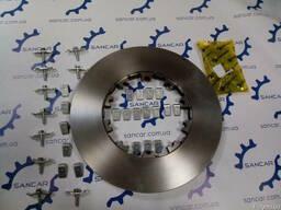Тормозной диск тормозний диск DAF ДАФ