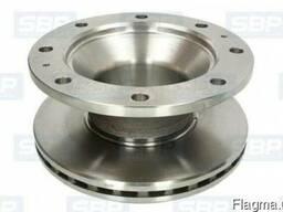 Тормозной диск Ивеко 1906466 Iveco