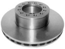 Тормозной диск MAN F2000 (81508030040)
