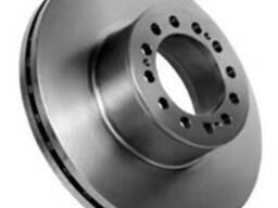 Тормозной диск MAN F2000/TGA 81508030023, 81508030038