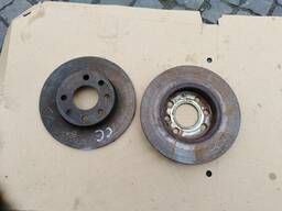Тормозной диск Opel Corsa C 9127965 9195981