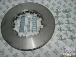 Тормозной диск с монтажным комплектом DAF XF 95/105