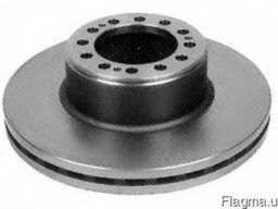 Тормозной диск SAF 4079000500