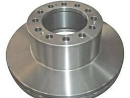 Тормозной диск SAF 4079000700
