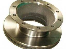 Тормозной диск schmitz 430x45 017870 1176816