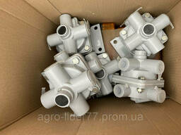 Тормозной кран 2ПТС-4, 2ПТС-6