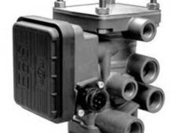 Тормозной кран, модулятор EBS, MAN TGL, TGA, TGX, Scania