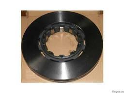 Тормозной тормозний диск діск колодки Ман Man