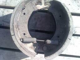 Тормозные колодки на полуприцеп