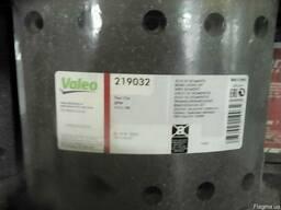 Тормозные накладки ось BPW 420x180/бпв колодки
