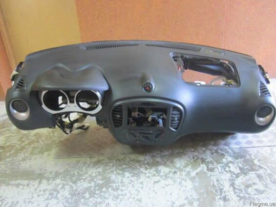 Торпедо/панель подушка airbag air bag ремни nissan juke б/у