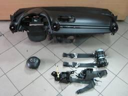 Торпедо панель приборов Mazda CX-3 2014-2018 б\у