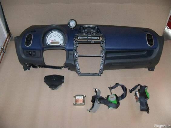 Торпедо подушка безопасности ремни Opel Agila B 07-14