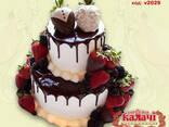 Торты на заказ Чернигов, свадебный торт Чернигов - фото 2