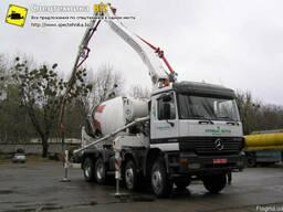 Товарный бетон М100-М500