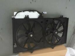 Toyota Camry v50 v55 Диффузор вентиляторы разборка