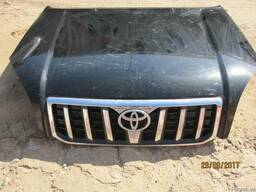 Toyota Land Cruiser Prado 120 разборка шрот запчасти бу