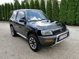 Toyota RAV I 1 (94-00) Авторазборка / Запчасти под заказ