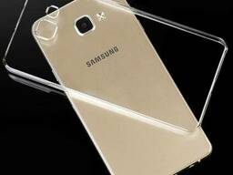 TPU чехол Ultrathin Series 0, 33mm для Samsung A9000. ..