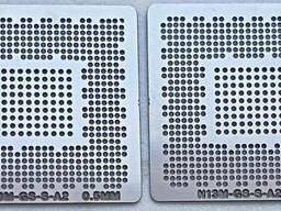 Трафарет NVidia N16V-GM-B1 N16S-GT-S-A2 N16S-GM-S-A2 N15V-GL-S-A2 N15V-GT-S-A2. ..
