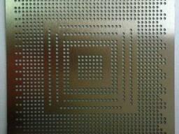 Трафарет PS3-GPU 0,60mm