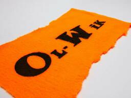 Трафаретная печать на ворсистой ткани — заказать в. ..