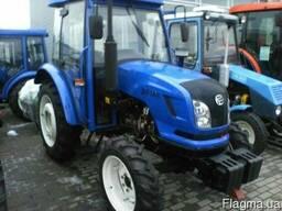 Трактор Донг Фенг 504 с кабиною
