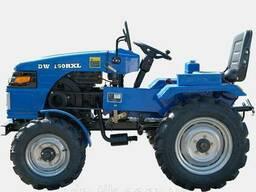 Трактор DW 160LXL плавающая фреза 100см.