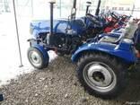 Трактор DW 160LXL плавающая фреза 100см. - фото 6