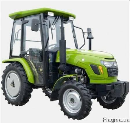 Трактор DW 244DC 24к. с. с кабиной (с доставкой)