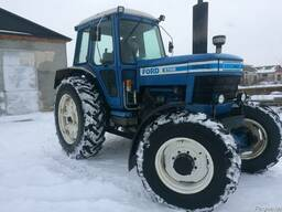 Трактор Ford 8700