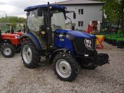 Трактор Foton/Lovol Euro TB-504 (Фотон-504) с кабиной и реве