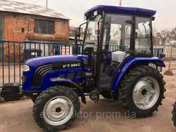 Трактор FT 504C - 50 к. с. (36, 8 кВт) - ПЛУГ в Подарунок