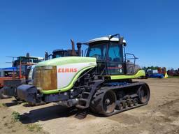 Трактор гусеничный CLAAS Challenger 85E