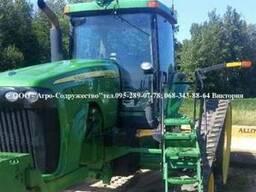 Трактор гусеничный John Deere 8420T из США