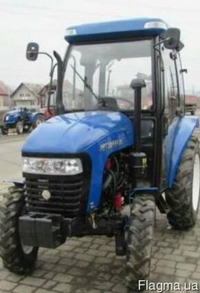 Трактор JINMA JMT3244HXС 24л. с. с кабиной (с доставкой)
