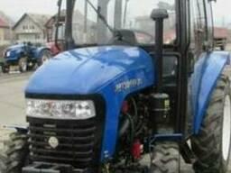 Трактор JINMA JMT3244HXС 24л.с. с кабиной (с доставкой)
