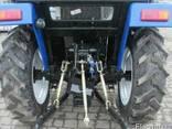 Трактор JINMA JMT3244HXС 24л. с. с кабиной (с доставкой) - фото 3