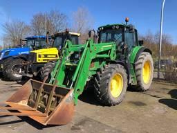 Трактор John Deere 7530, 210 к. с.