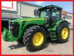 Трактор John Deere 8345 R