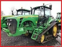 Трактор John Deere 8430T
