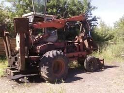 Трактор Карпатец