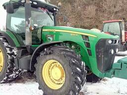 Трактор колесный JOHN DEERE 8320R
