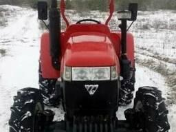 Трактор Lovol Foton-404 (Ловол Фотон-404) с козырьком - фото 3