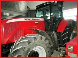 Трактор Massey Fergusson 8480 Dyna-VT
