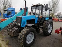 Трактор МТЗ-1221.2 Белорус