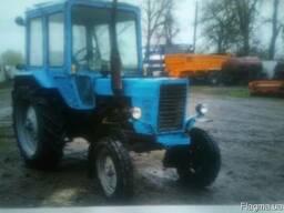 Трактор МТЗ-80 3800 дол