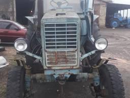 Трактор МТЗ 80 маленькой кабиной